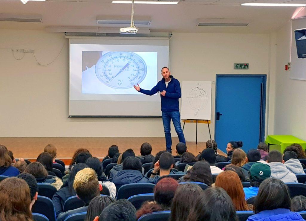 הרצאות מסעות דניאל קרן הרפתקאות אקסטרים ברחבי העולם